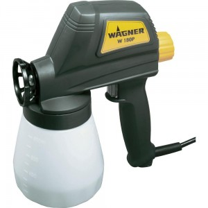 Pistolet do malowania Wagner W180P, 0413 001, 800 ml, 150 bar, 270 g/min, 110 W