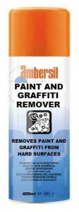 Ambersil Paint & Graffiti Remover, aerozol 400 ml