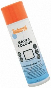 Ambersil Galva Colour, srebrny 9006, aerozol 500 ml
