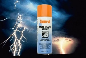 Ambersil Anti-Static Spray, aerozol 400 ml
