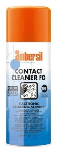 Ambersil Contact Cleaner FG, aerozol 400 ml