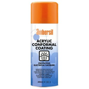 Ambersil Acrylic Conformal Coating, aerozol 400 ml