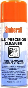 Ambersil N.F.Precision Cleaner, aerozol 400 ml