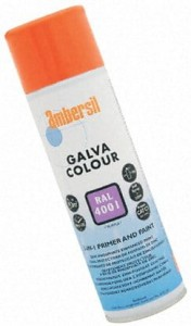 Ambersil Galva Colour, fioletowy 4001, aerozol 500 ml