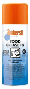 Ambersil Food Grease FG, aerozol 400 ml